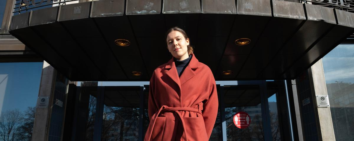 BACK TO STUDIES: The pandemic caused music student Siri Storheim to ditch the freelance life in favour of a master's degree.