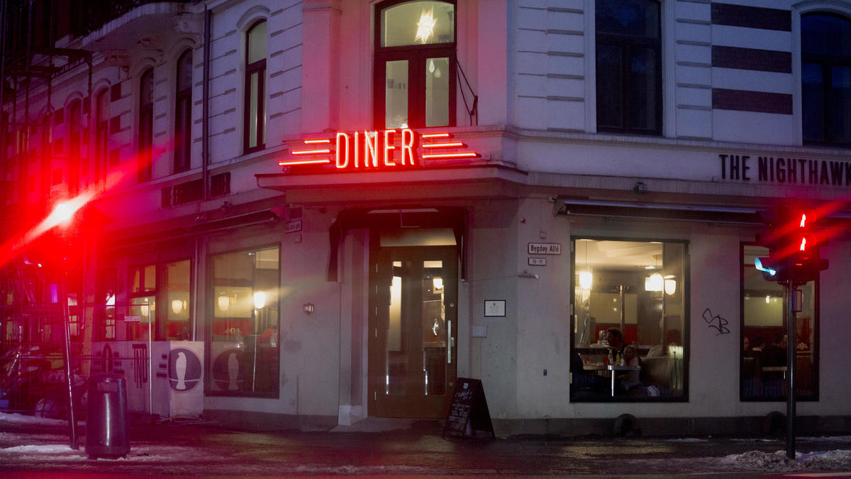 New location: The Nighthawk Diner recently opened a new location in Frogner. Employees at both locations say their working conditions are exploitative.