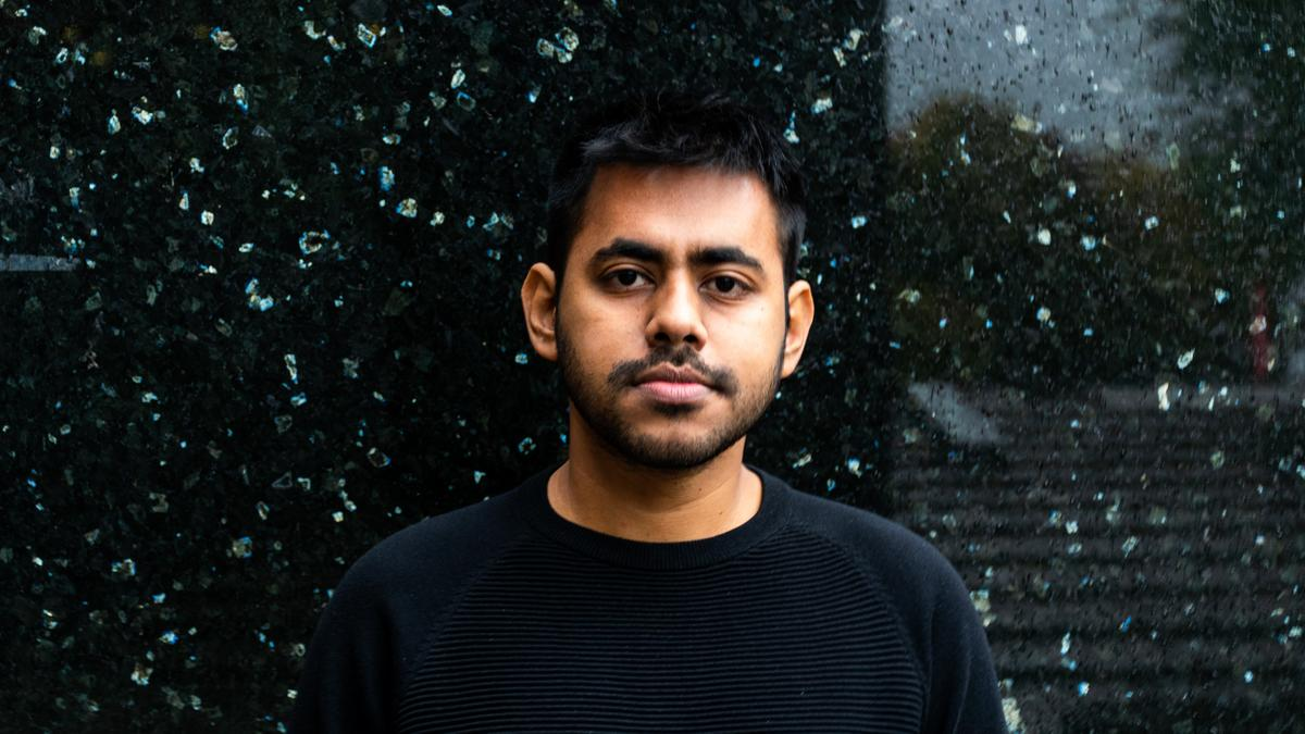 STUDENT FEES: Taskin Islam (23)  from Bangladesh says he probably wouldn't have chosen to study in Norway if he had to pay student fees.