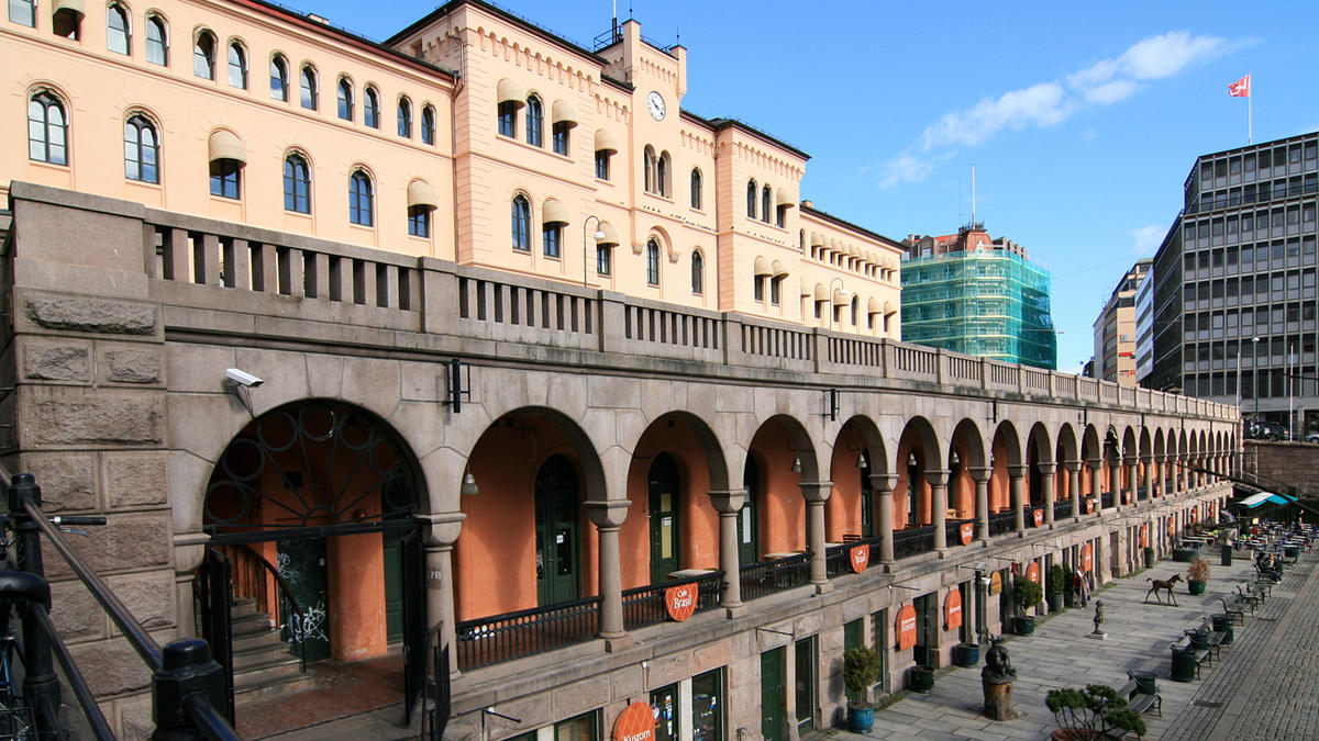 Youngstorget. Foto: Wikimedia commons